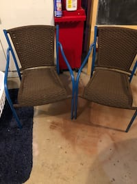 Two kids outdoor chairs Deltona, 32725