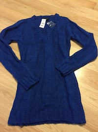 Brand new Winter top size small