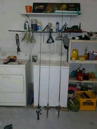 FISHING POLES AND SUPPLIES $40 OBO Oklahoma City, 73115