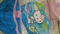 Hello Kitty Beach tote Book necklace music player  Winnipeg, R2L 0X1