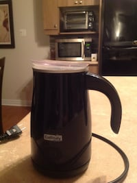 black Caffitaly electric kettle