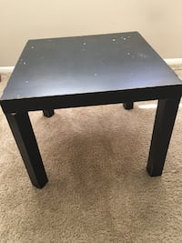 square black wooden coffee table Blue Ash, 45236