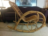 Vintage Bentwood Rocking Chair 2290 mi