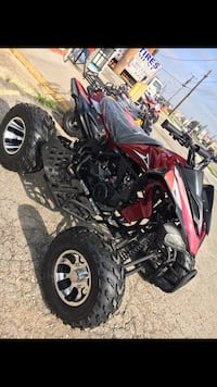 black and red atv Carrollton, 75007