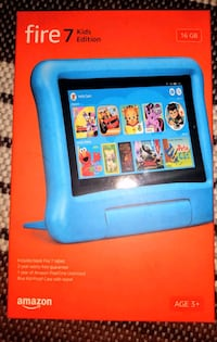 AMAZON Kindle Fire 7 Kids Edition 16GB Nashville, 37138