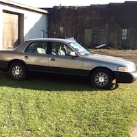 Ford - Crown Victoria - 2003 White Pigeon, 49099
