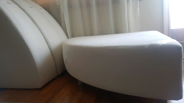 Used Ikea White Sultan Sandane Round Bed For Sale In Ontario Letgo