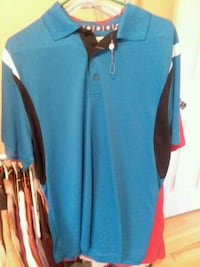 blue and black polo shirt Murphy, 28906