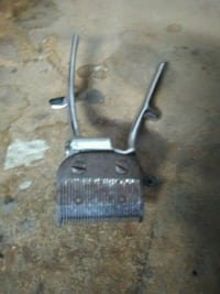 Antique hair clippers