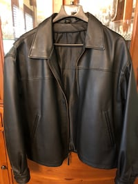 Leather jacket. Size xl.  Wilson leather in great shape Elm City, 27822