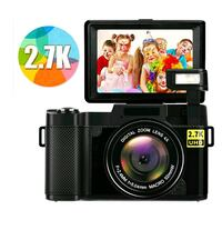 Digital Camera/Camcorder FHD 2.7K 24MP with Flip Screen NEW ½ RETAIL Virginia Beach, 23451