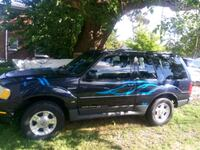 Ford - Explorer - 2002 Detroit