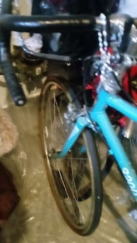 blue and black bicycle frame Fairfax, 22032
