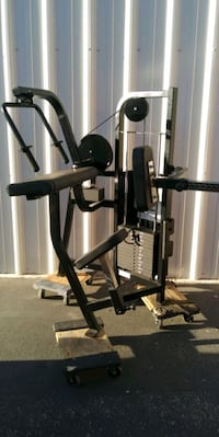 Cybex tricep extensions