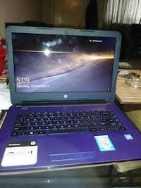 black and purple HP laptop Coral Springs, 33071