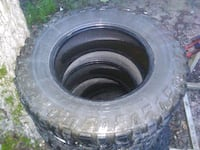 Used tires still in great condition for 18 inch rim
