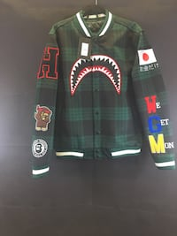 Hudson Kill Ape Jacket SIZE LARGE Seaside, 93955