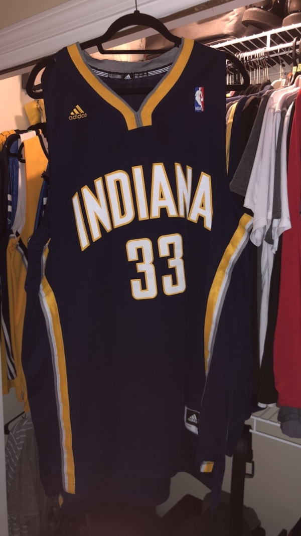 57821ac661fc Used Danny Granger Indiana pacers jersey mint condition for sale in  Springville - letgo