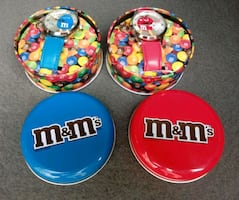 M&M watches