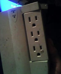 white electricity socket Jamestown, 14701