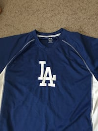 Authentic dodger Shirt Size XL