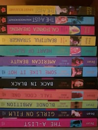 A-List book series Dorval, H9S 2Y3