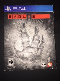 Evolve ps4 Georgetown, 40324