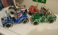 green and white RC car Wilmington