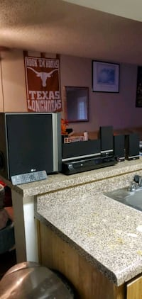 LG home theater stereo system. Fort Worth, 76155