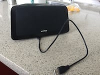 Portable Bluetooth wireless speaker, missing the power adapter ( that plugs into wall ) easy to buy Orillia, L3V