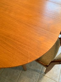 Wood Dining Table with Chairs  Fairfax, 22033