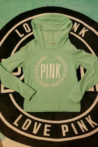 VS PINK PULLOVER SIZE SMALL  Oklahoma City, 73170