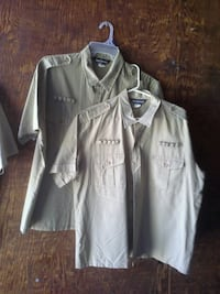 2 Big Game Hunting Shirts XL San Bernardino, 92407
