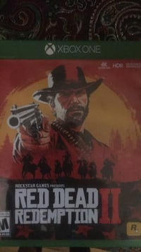 Red Dead Redemption 2 (Xbox One) Lutherville Timonium, 21093