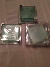 New Glass Coasters
