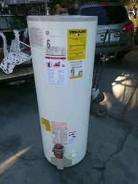 50 galons gas water heater $190 Las Vegas, 89129