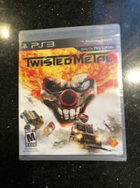 TWISTED METAL for PS3 Marlborough