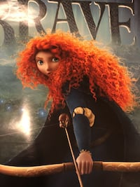 Signed poster Brave Classic
