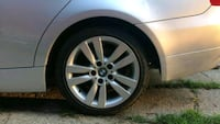 2007 BMW 328I SNOW TIRES with RIMS Hannibal, 13074