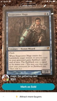 Magic card Vienna, 22180