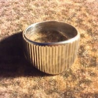 Silver Ring.925 Los Angeles, 90011