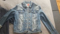 Jeans women's jacket size m like s Mississauga
