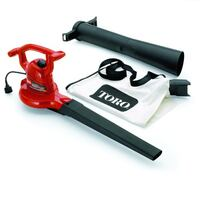 Toro 51599 Ultra 12 amp Variable-Speed Electric Blower/Vacuum with Metal Impeller Haverhill