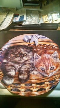 Bradex Kittens Collector Plate Centreville, 20120