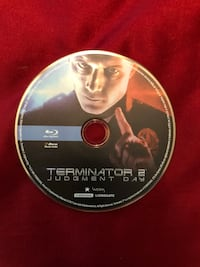 Terminator 2: Judgment Day Blu-Ray Folsom, 95630