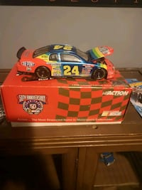 2) Jeff Gordon diecast Cars new.