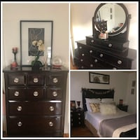 Queen Bedroom Set - Deal with everything included New York, 11234