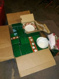 Christmas Dining Set and Tree Grand Junction, 81505