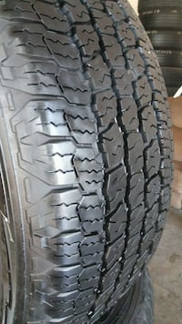 20 INCH TIRES 275/55R20 GOODYEAR WRANGLER ADVENTURE ALL TERRAIN