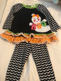 Emily Rose Halloween Toddler Outfit McAllen, 78501